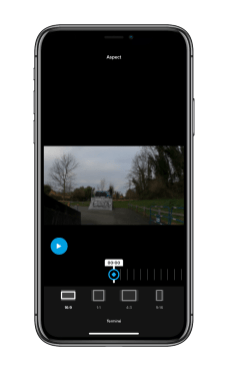 GoPro Max - Application iOS