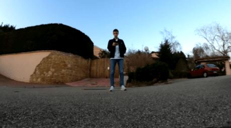 GoPro Max - FOV Wide