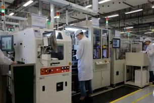 Huawei ligne de production 7