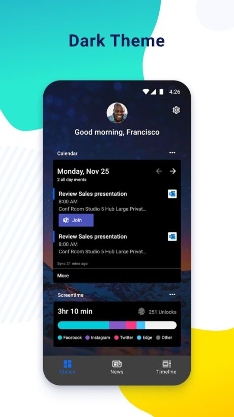 Microsoft Launcher Android 2020 (2)