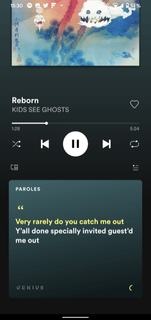 Astuces Spotify 19