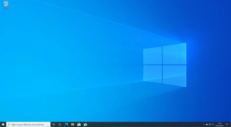Nouvel utilisateur Windows 8