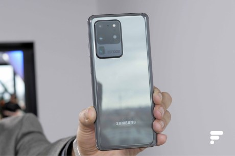 Samsung Galaxy S20 Ultra apn
