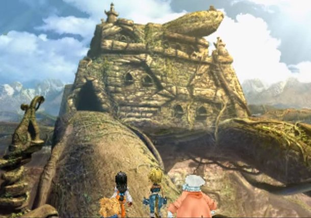 FF9 original (PlayStation)