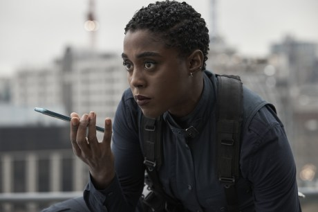 HMD GLOBAL - Lashana Lynch NTTD 4