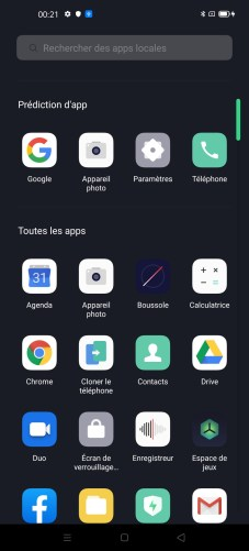 Oppo Find X2 Pro colorOS (4)