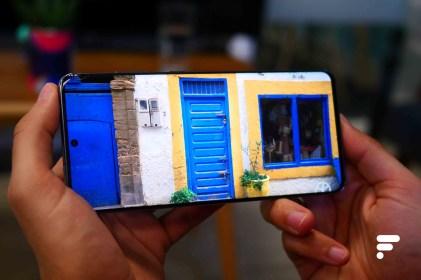 Samsung Galaxy S20 Ultra écran