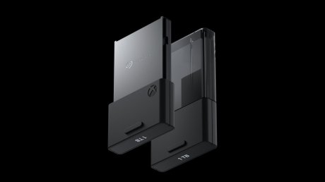 Xbox Series X stockage externe SSD clé