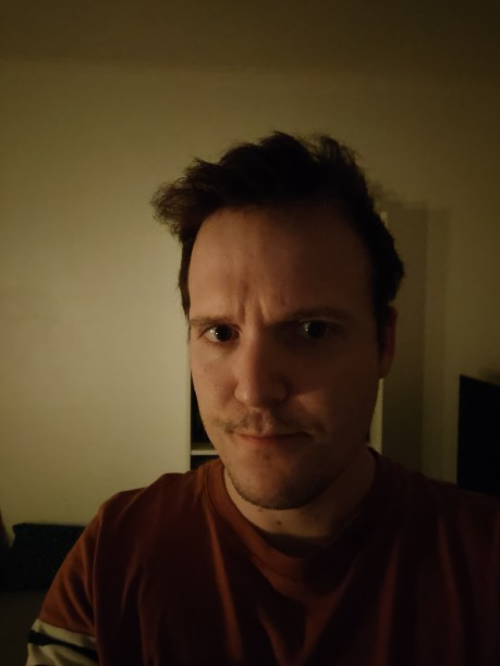 Selfie en mode auto sur l'Oppo Find X2 Pro