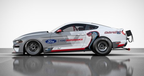 Mustang Cobra Jet 1400 // Source : Ford