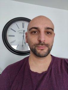Selfie de jour avec le OnePlus 8