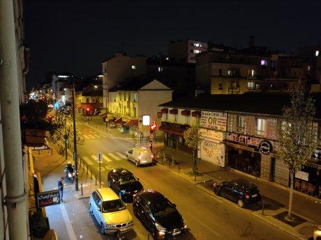 Photo de nuit prix au OnePlus 8