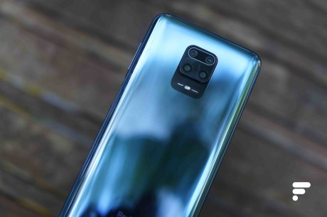 L'appareil photo du Xiaomi Redmi Note 9S