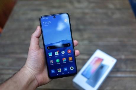 Il est vraiment très grand ce Redmi Note 9S