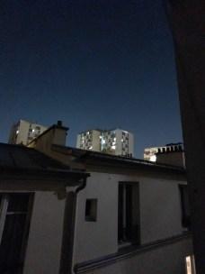 Le mode nuit de l'Oppo Find X2 Neo (ultra grand-angle)