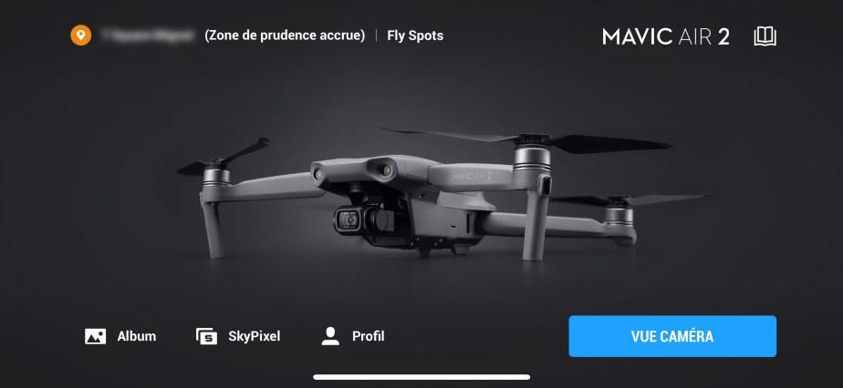 DJI Fly pour Mavic Air 2 - 7