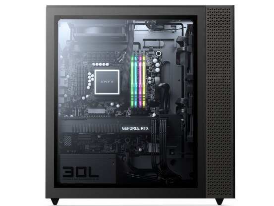 La gamme HP Omen se paye un relooking et accueille de nouveaux produits. // Source : HP Omen