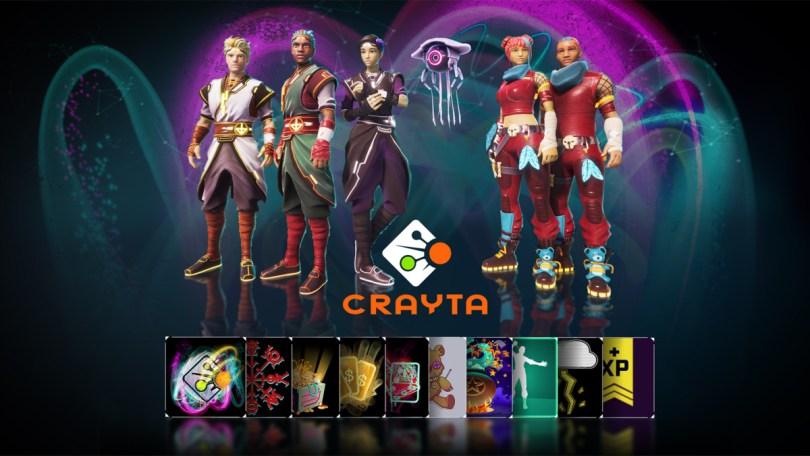 Crayta, un jeu collaboratif de création