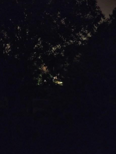 Photo en mode automatique du Oppo A72, grand-angle