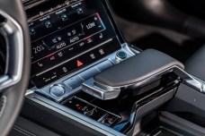 La commande de la boîte de vitesses // Source: Étienne Rovillé pour Audi France