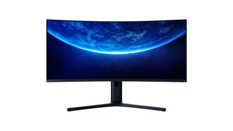 Xiaomi Mi Curved Gaming Monitor 34 - Frandroid - 背面