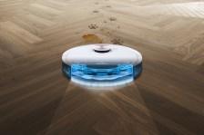 Les robots Deebot Ozmo T8 aspirent et lavent en même temps // Source : Ecovacs