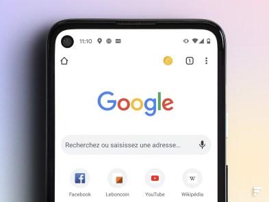 Bulle du Google Pixel 4a
