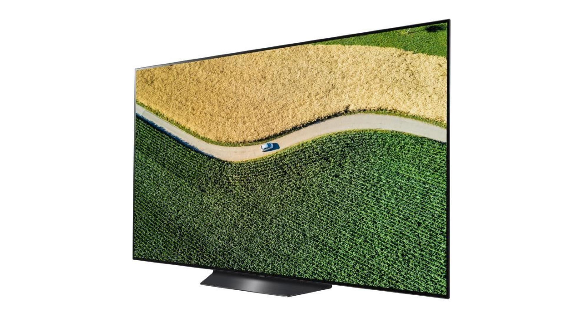 lg 55b9 un tv oled pour moins de 1200