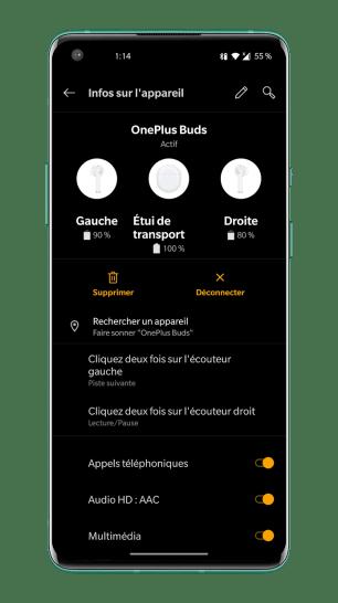 OnePlus Buds - Menu (1)