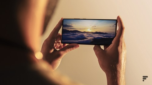 Samsung Galaxy Note 20 Ultra écran