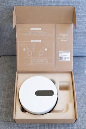 Boîte Freebox Pop