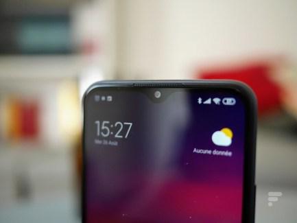 Le Xiaomi Redmi 9 // Source : Frandroid