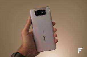 Face arrière de l'Asus Zenfone 7 Pro