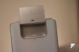 Logement Flip Camera Asus Zenfone 7 Pro