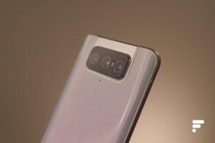 Triple module photo Asus Zenfone 7 Pro