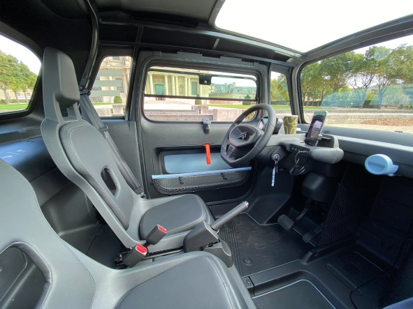 Essai Citroën Ami 00025