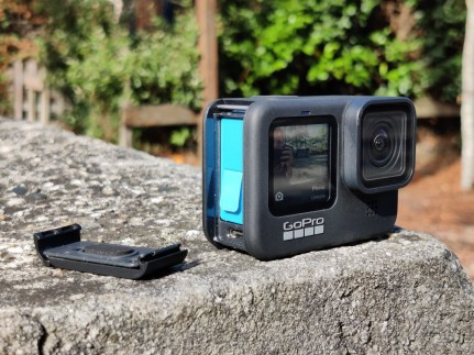 GoPro Hero 9 Black - Trappe (3)