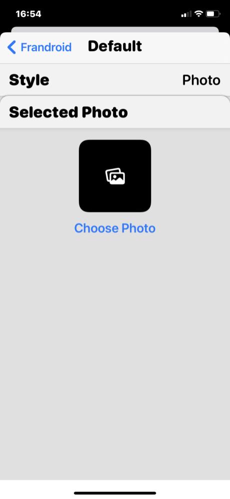 iOS Widgets 18