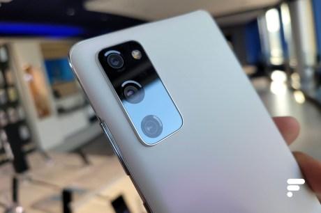 Appareil photo arrière Samsung Galaxy S20 FE