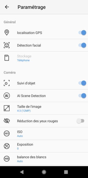 Screenshot Fairphone 3 Plus 6