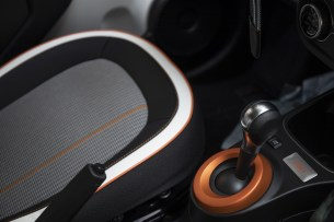 La Renault Twingo Electric // Source : Jean-Brice Lemal pour Renault France
