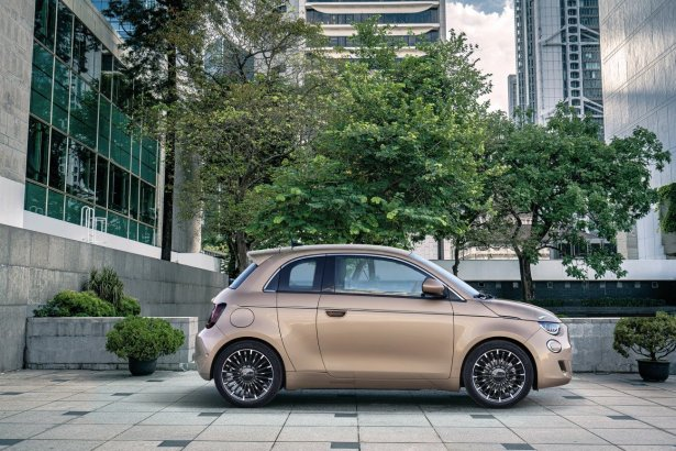 Fiat 500 3+1