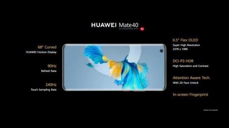 HUAWEI Mate40 Series Lancement Mondial Livestream 39-7 screenshot
