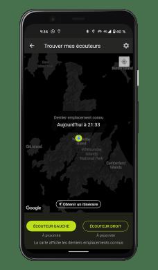Jaybird Vista - App (1)