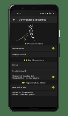 Jaybird Vista - App (8)