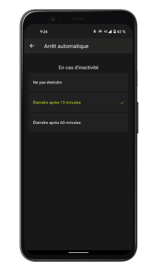 Jaybird Vista - App (9)