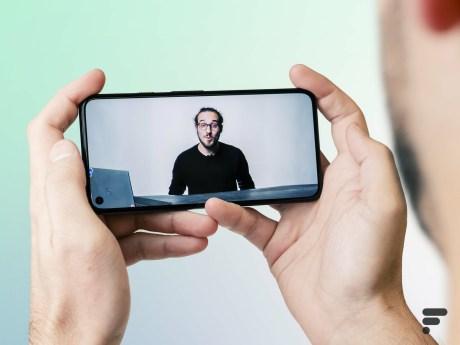 Une vidéo YouTube sur Pixel 5