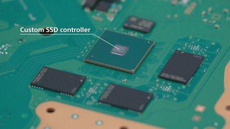 PS5 Teardown SSD