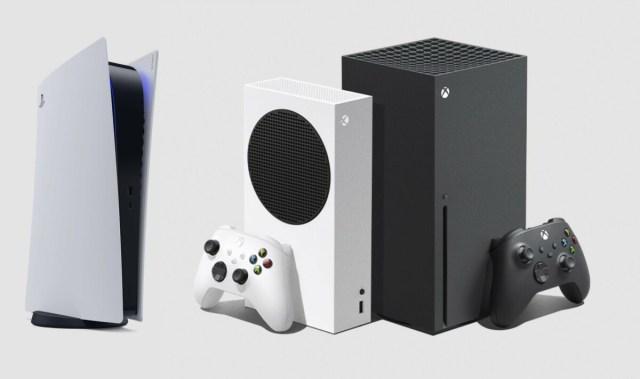 New generation consoles