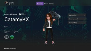 Xbox nouvelle mise a jour profil theme (2)